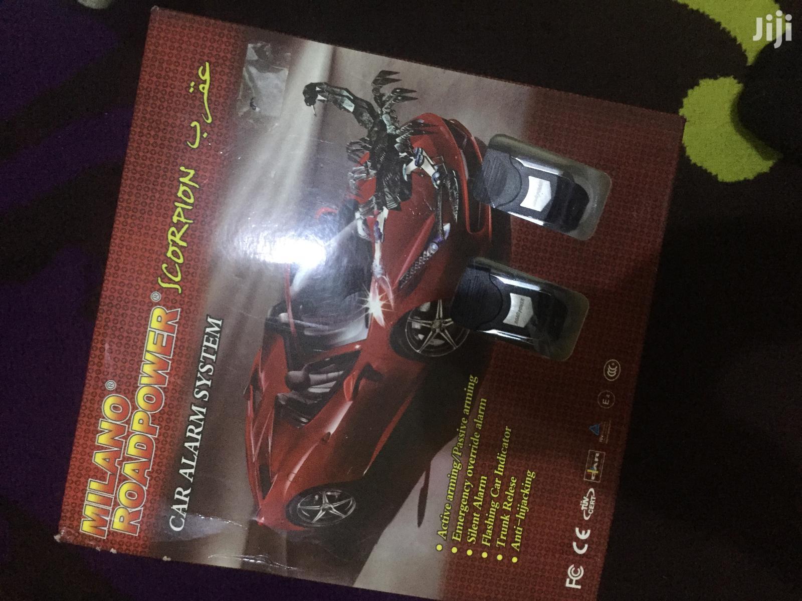 Scopion Car Alarm 227