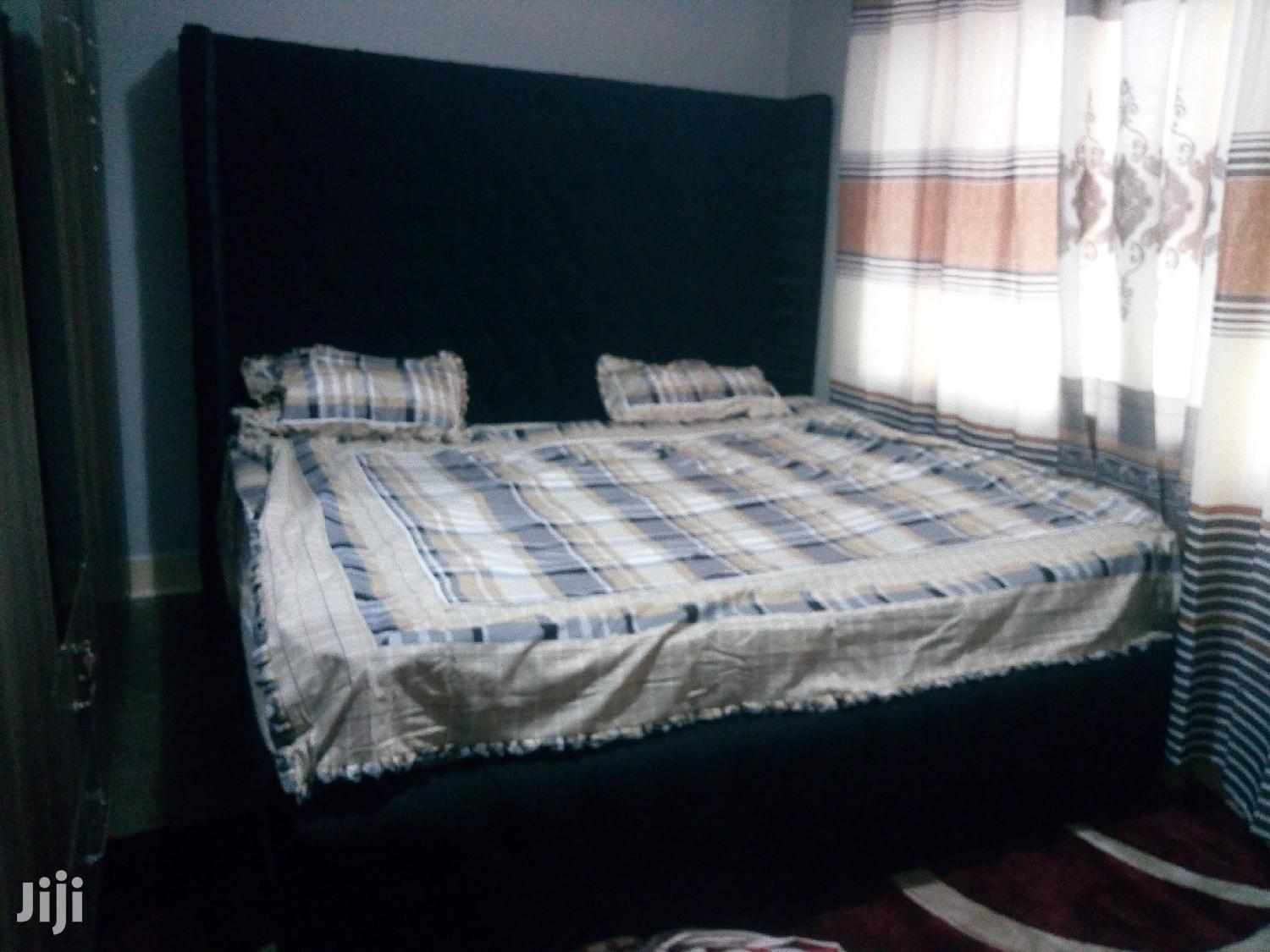 6 by 6 Bed | Furniture for sale in Kampala, Central Region, Uganda
