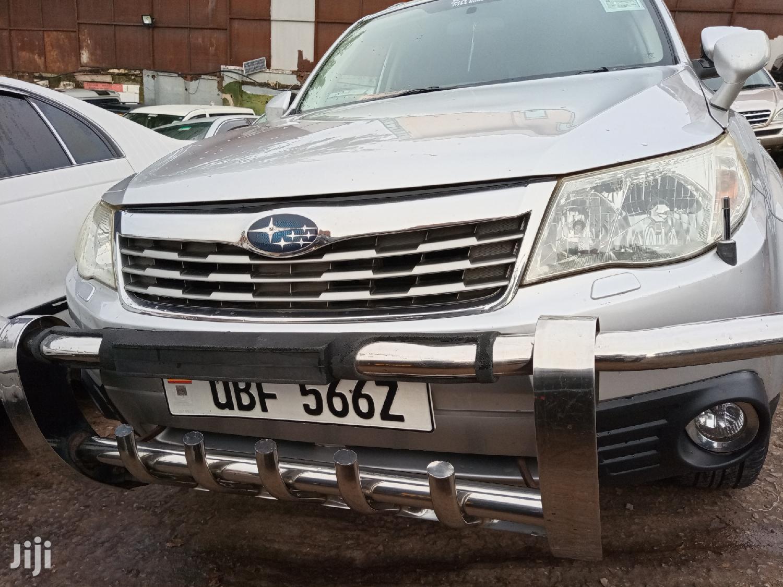 Subaru Forester 2008 Silver | Cars for sale in Kampala, Central Region, Uganda