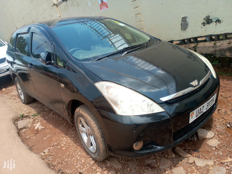 Toyota Wish 2004 Black   Cars for sale in Kampala, Central Region, Uganda