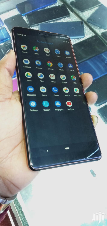 Nokia 7 Plus 64 GB Black | Mobile Phones for sale in Kampala, Central Region, Uganda