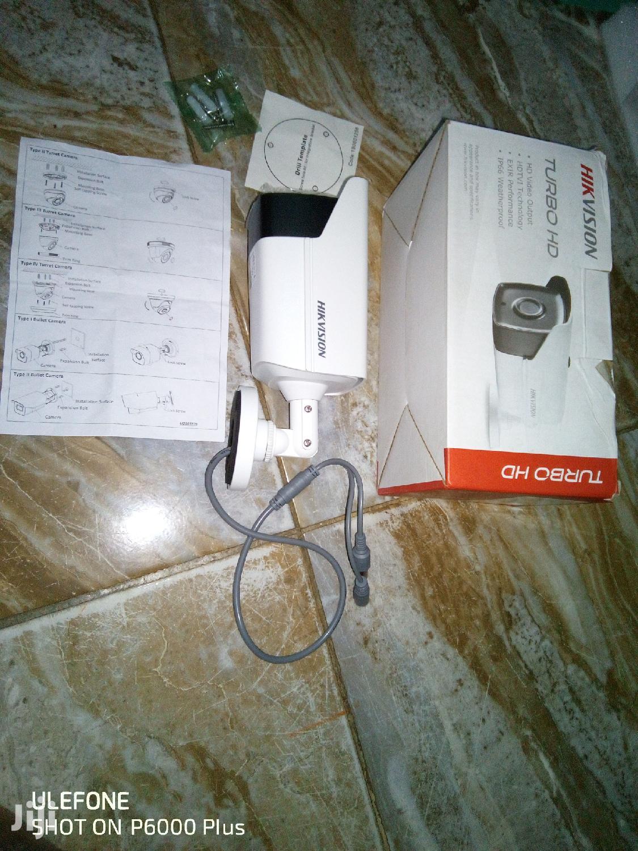 Hikvision Turbo HD Indoor/Outdoor Exir Bullet Camera