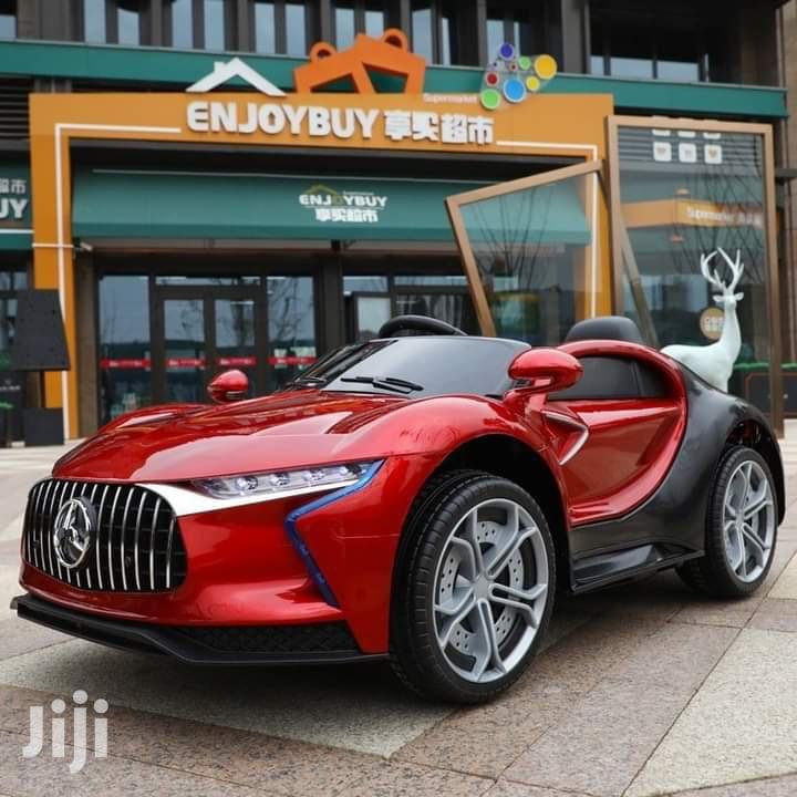 Baby to Kids Motor Car