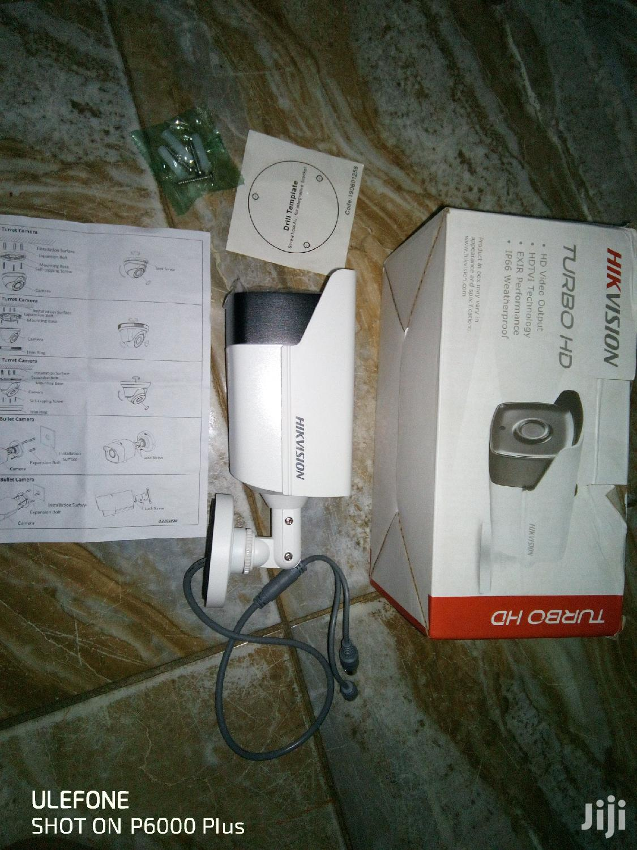 Hikvision Turbo HD Indoor/Outdoor Exir Bullet Camera | Security & Surveillance for sale in Kampala, Central Region, Uganda