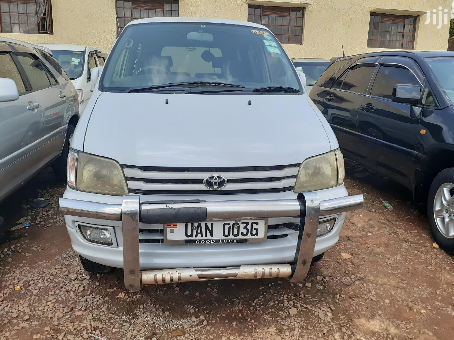 Toyota Noah 2002 | Cars for sale in Kampala, Central Region, Uganda