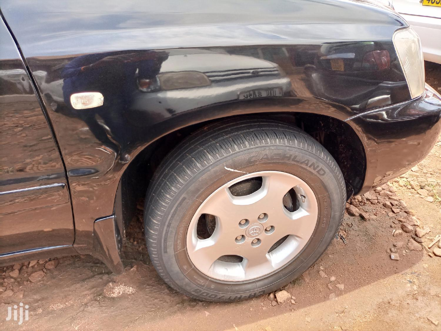 Toyota Kluger 2003 Black | Cars for sale in Kampala, Central Region, Uganda