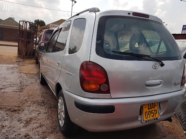 Archive: Toyota Spacio 1997 White