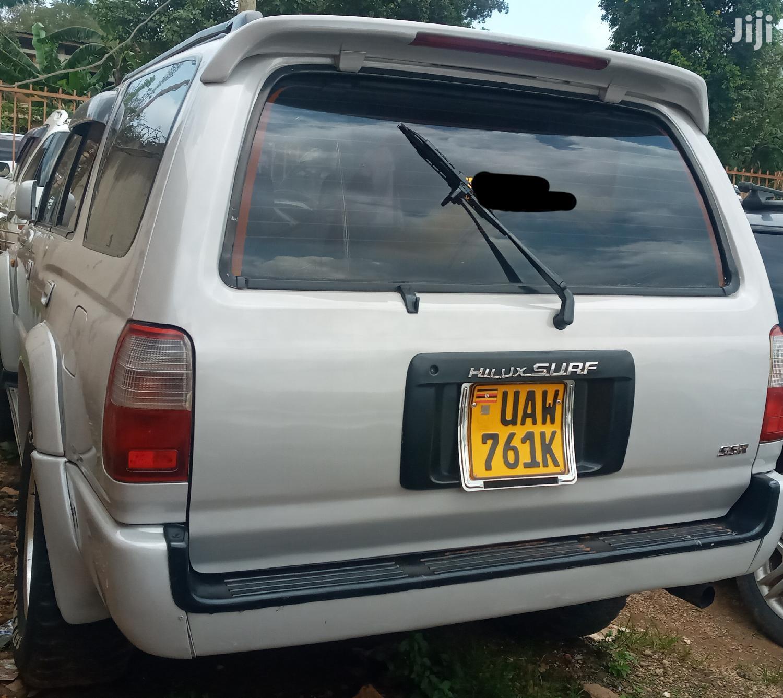 Toyota Surf 1996 Gray | Cars for sale in Kampala, Central Region, Uganda