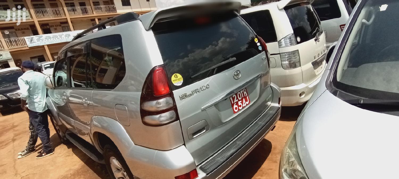 New Toyota Land Cruiser Prado 2007 Silver | Cars for sale in Kampala, Central Region, Uganda