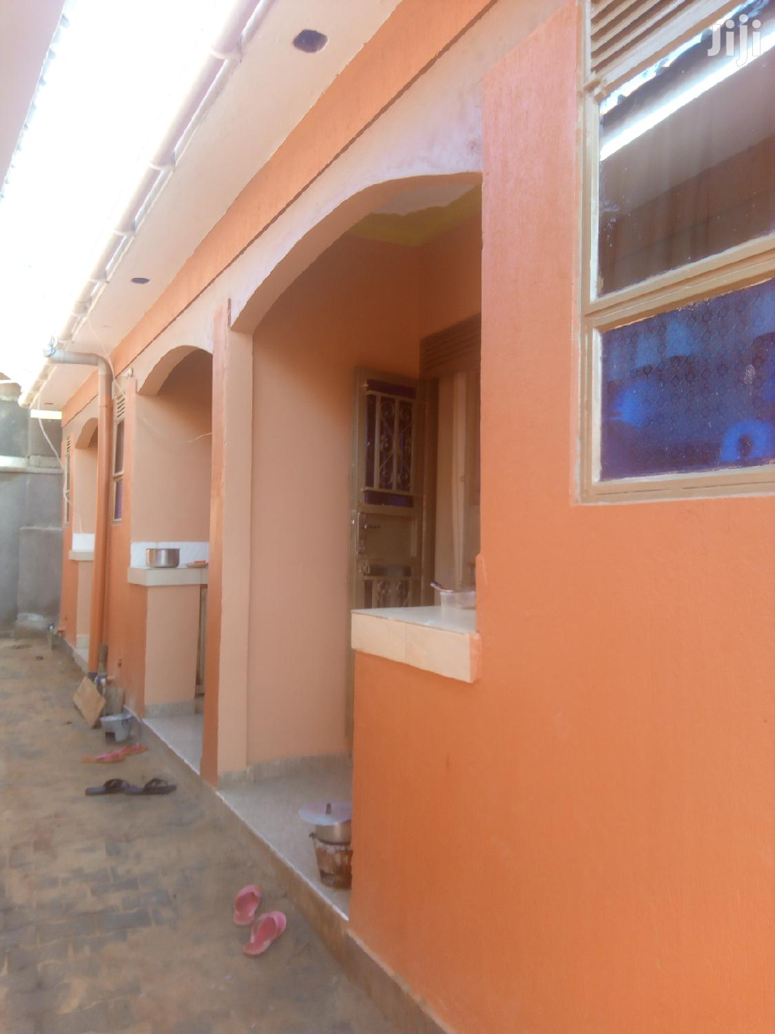 Archive: Single Room Self Contained House In Kireka For Rent