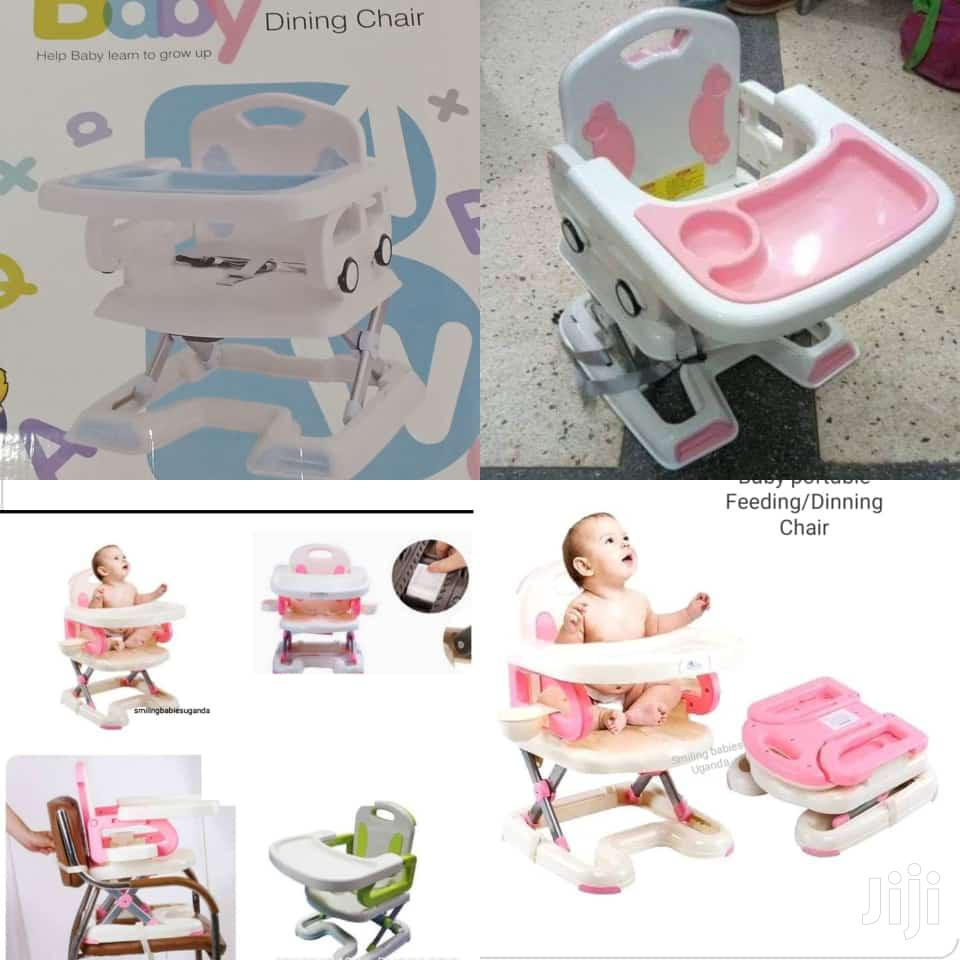 Baby To Kids Dinning Chair