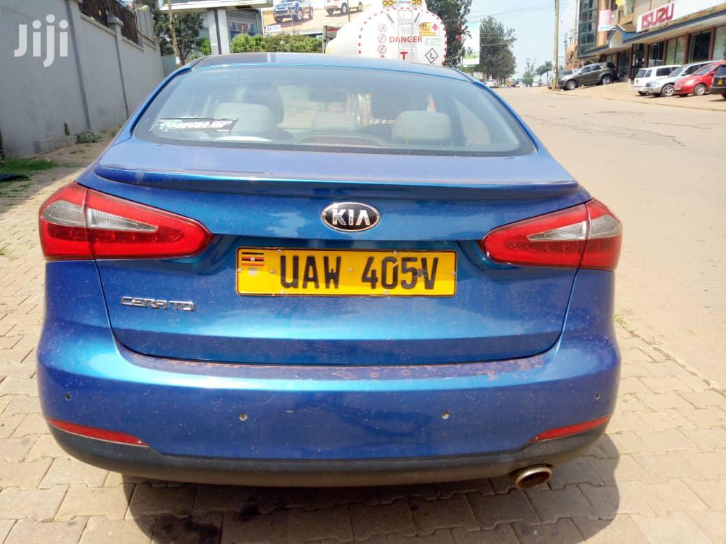 Kia Cerato 2014 Blue | Cars for sale in Kampala, Central Region, Uganda