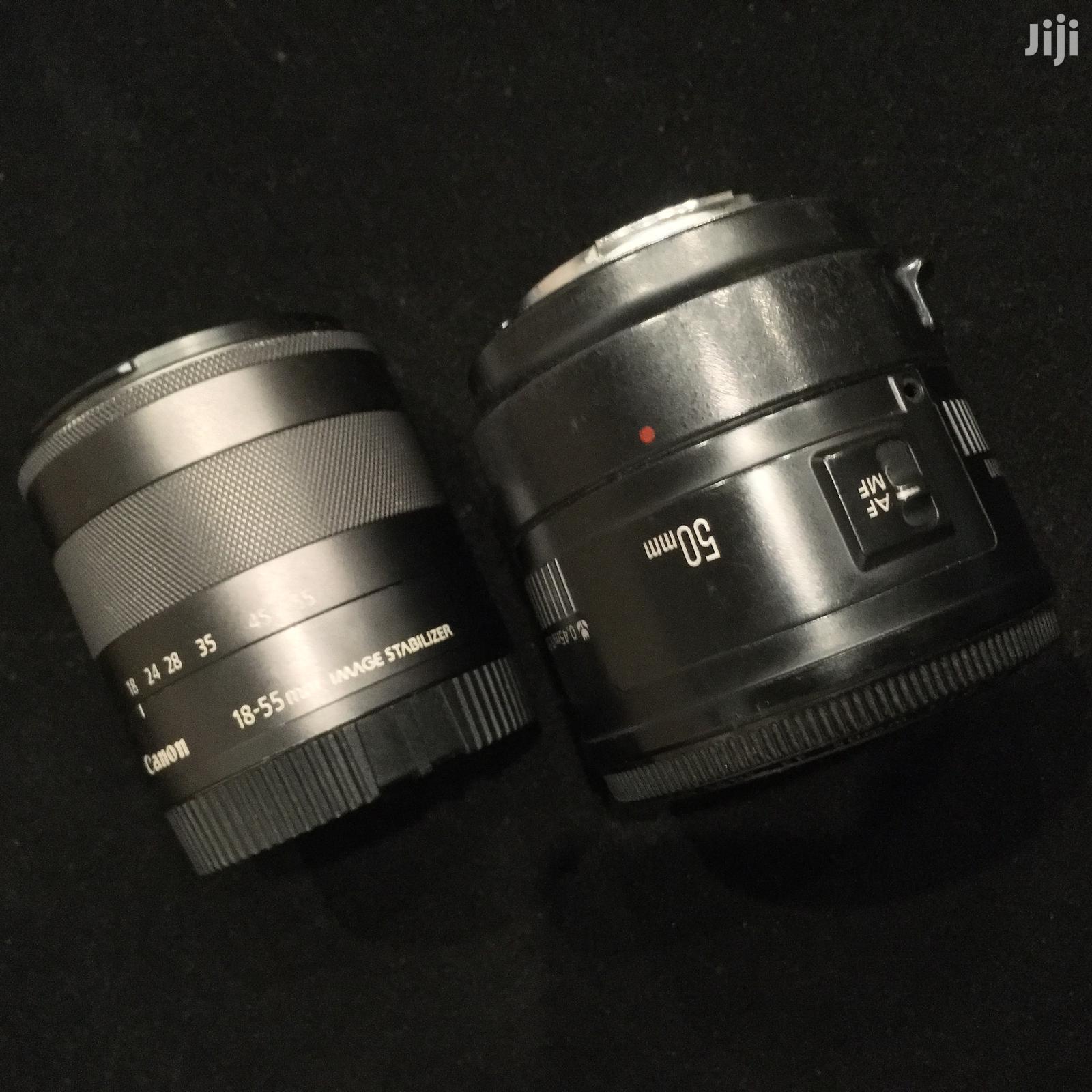 Canon Eos M | Photo & Video Cameras for sale in Kampala, Central Region, Uganda