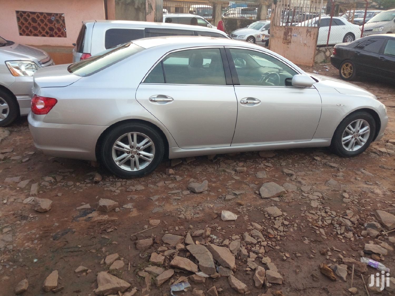 Toyota Mark X 2005 Silver | Cars for sale in Kampala, Central Region, Uganda
