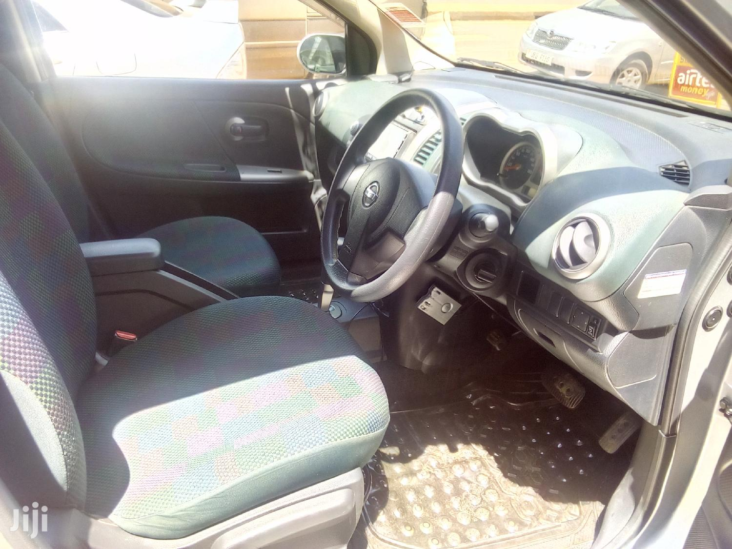 Nissan Note 2006 1.6 Acenta Silver