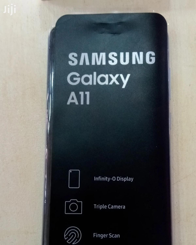 Archive: New Samsung Galaxy A11 32 GB Blue