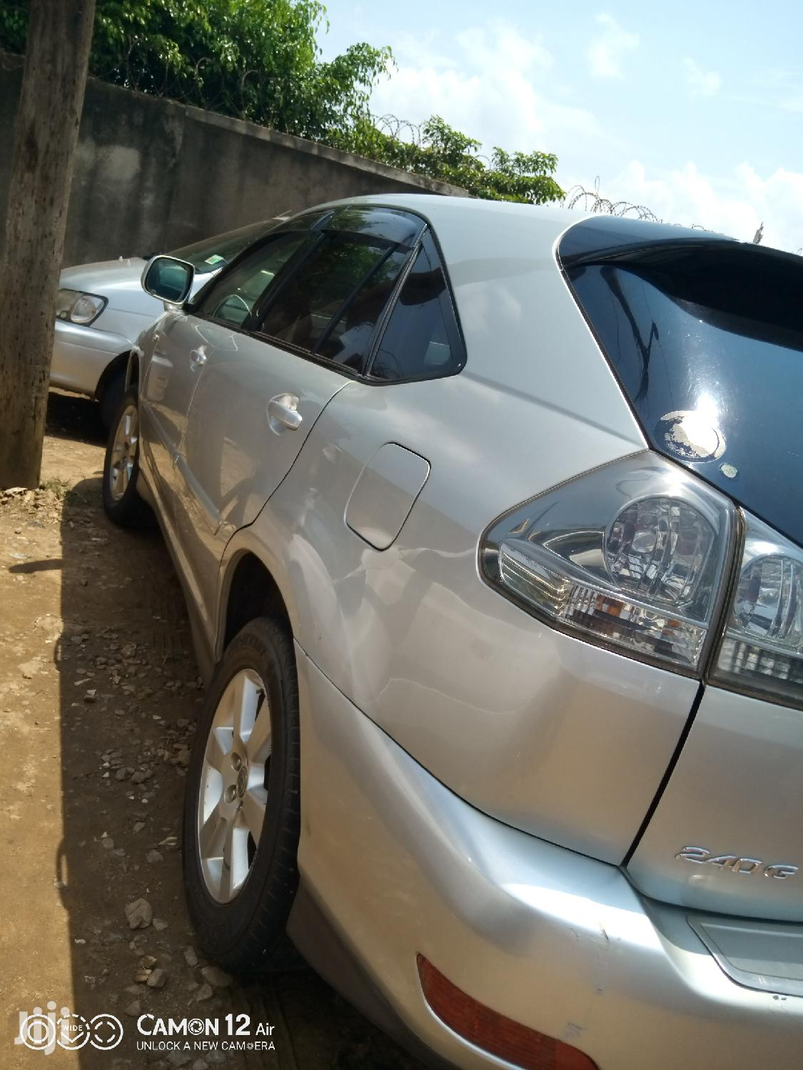 Toyota Harrier 2007 Silver | Cars for sale in Kampala, Central Region, Uganda