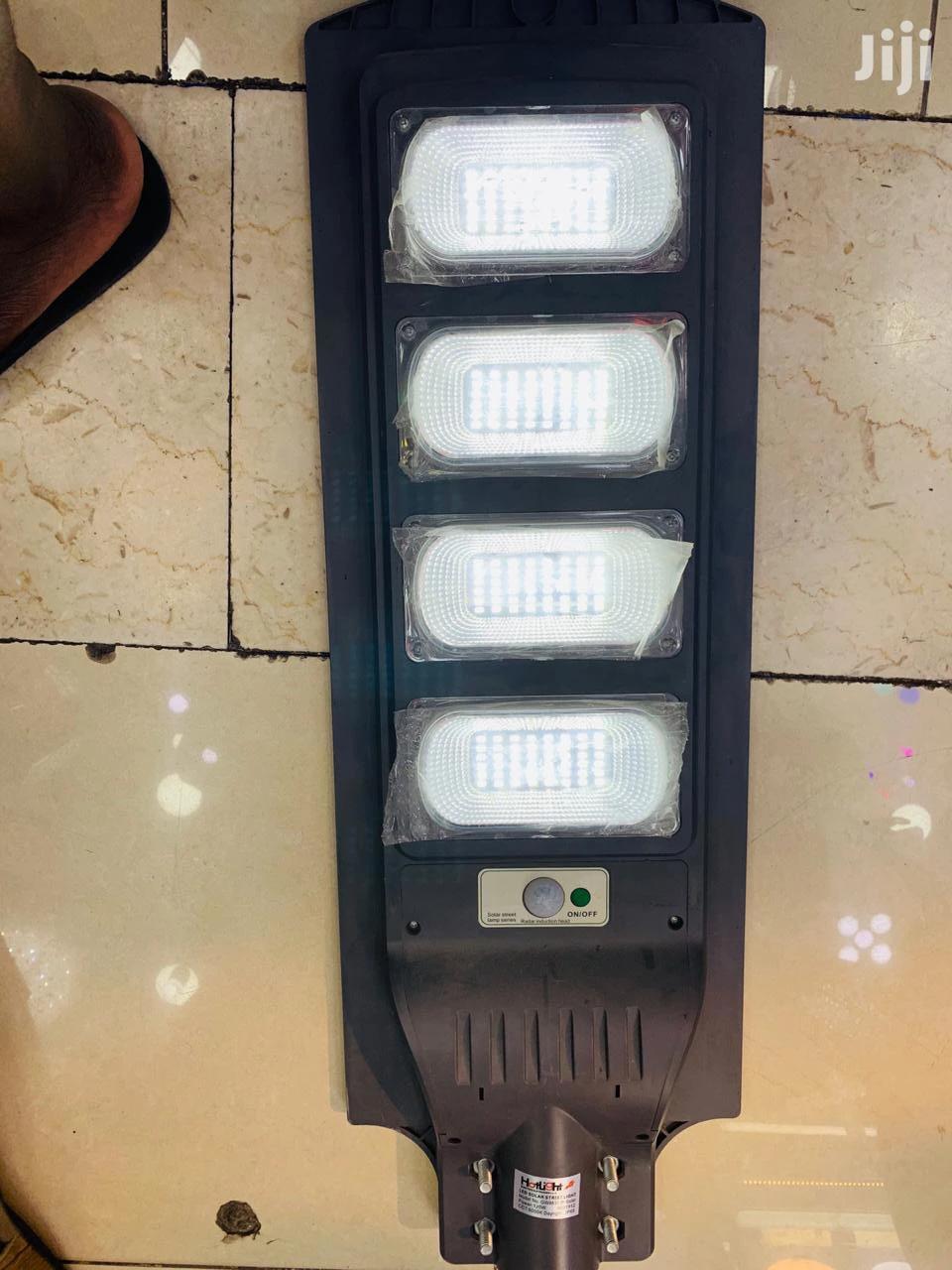 Solar Security / Street Light