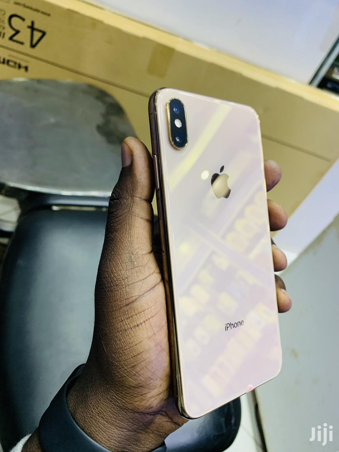 Archive: Apple iPhone XS Max Gold 256 GB