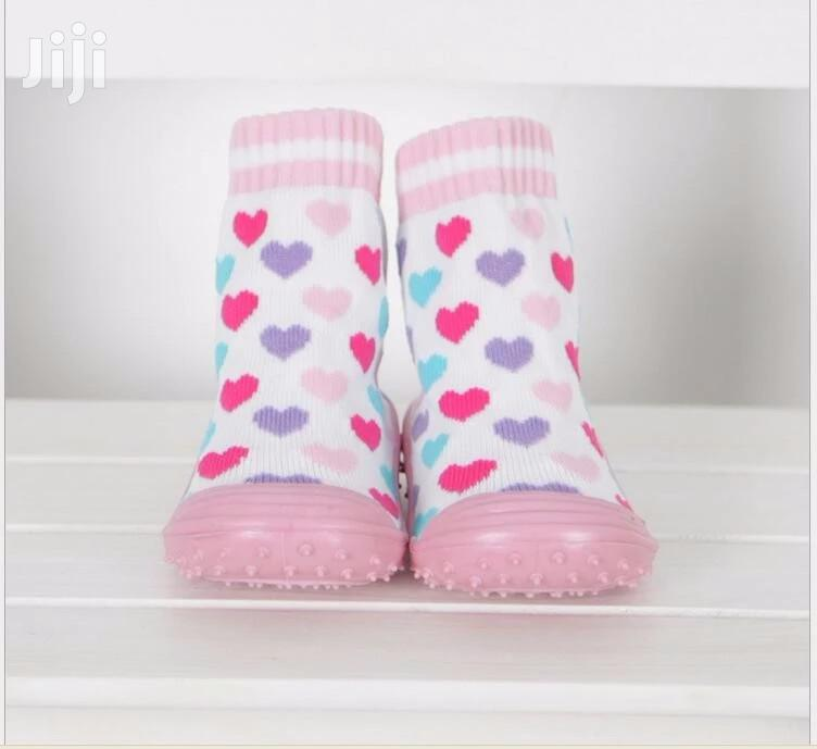 Archive: Baby Shoe Stock