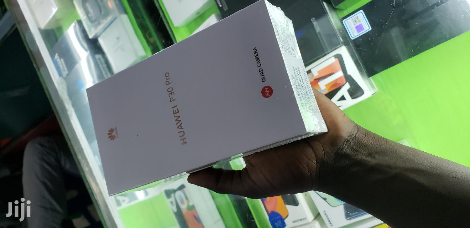 New Huawei P30 Pro 256 GB Black