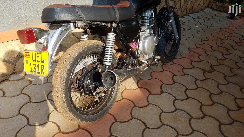 Archive: Suzuki Bike 2004 Black