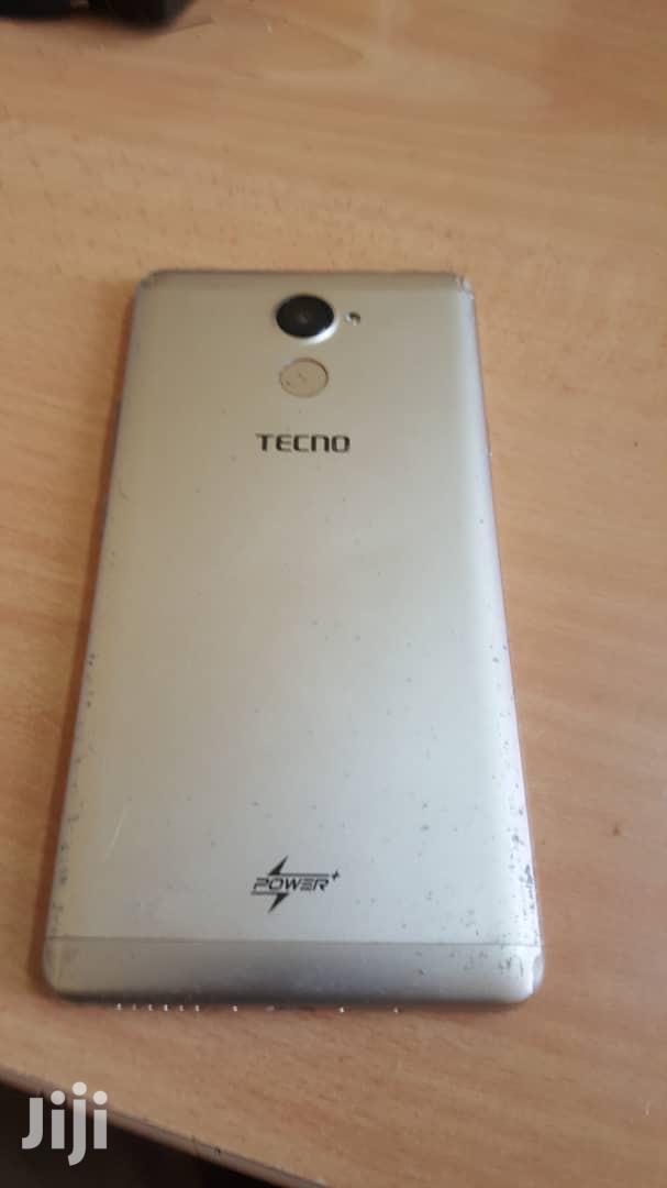 Archive: Tecno L9 Plus 16 GB Gold