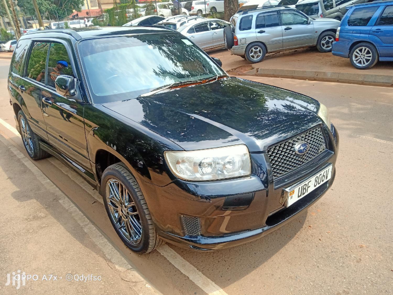 Subaru Forester 2007 Black | Cars for sale in Kampala, Central Region, Uganda