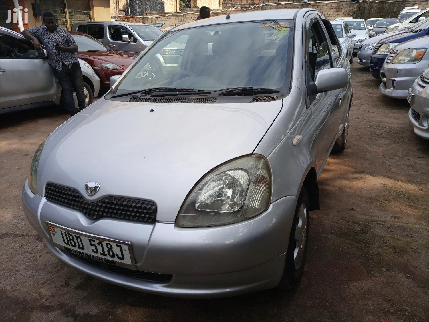 Toyota Vitz 1999 Silver | Cars for sale in Kampala, Central Region, Uganda