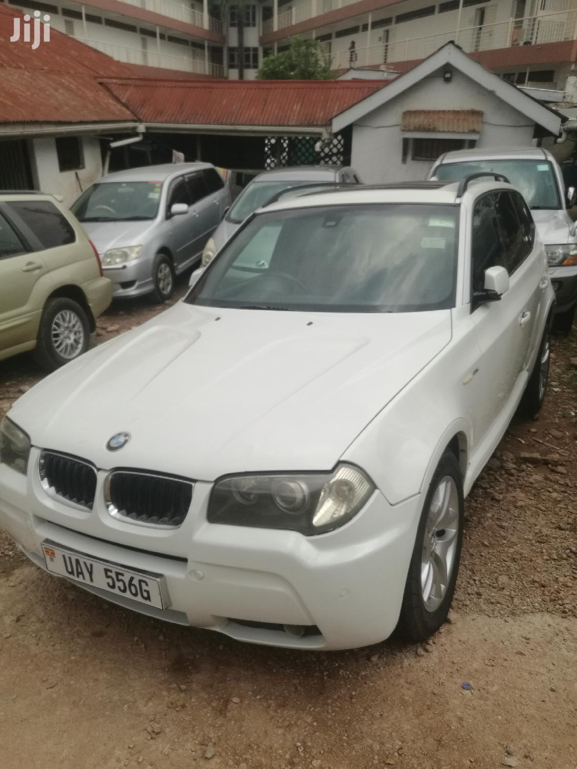 BMW X3 2005 White | Cars for sale in Kampala, Central Region, Uganda