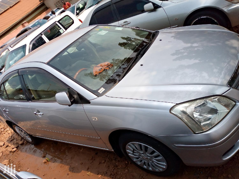 Archive: Toyota Premio 2006 Silver