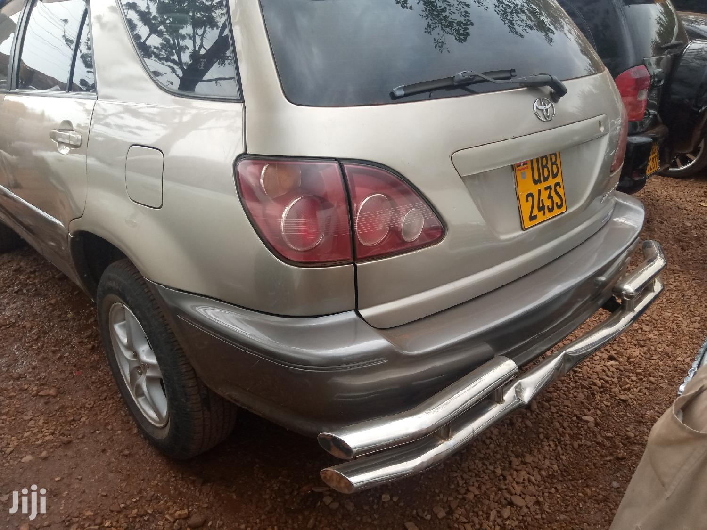Toyota Harrier 1999 Silver | Cars for sale in Kampala, Central Region, Uganda