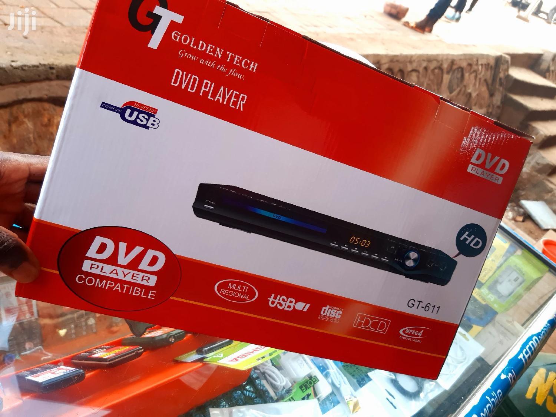 Original HDMI Goldentech DVD Player