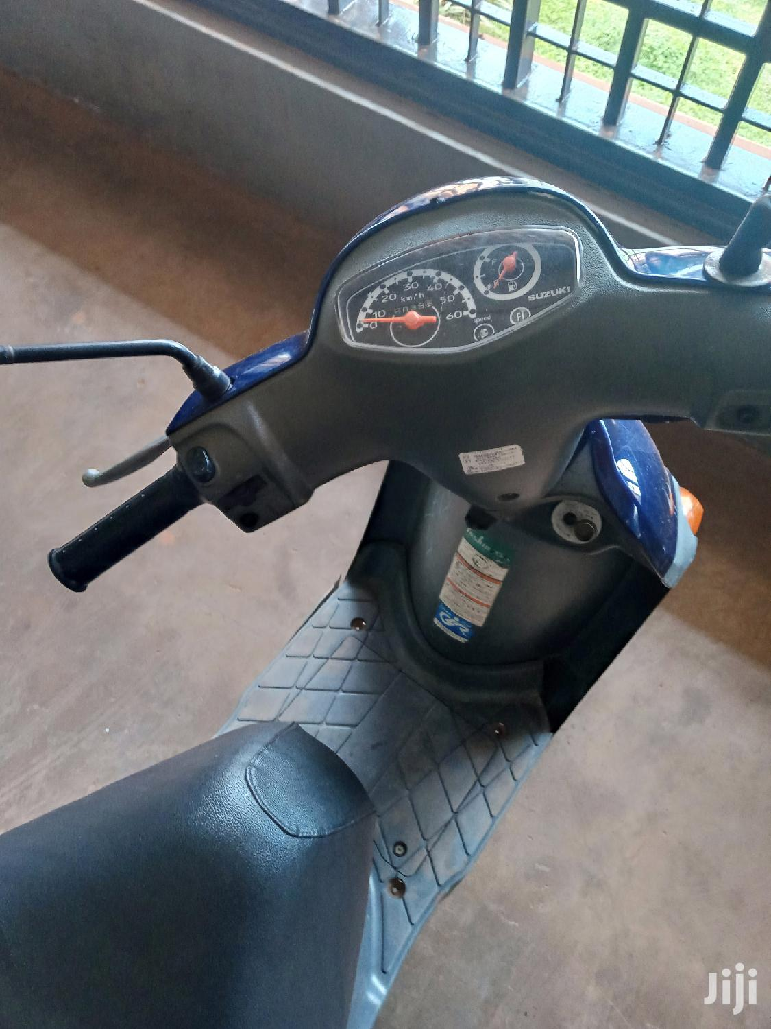 Suzuki 2009 Blue | Motorcycles & Scooters for sale in Kampala, Central Region, Uganda