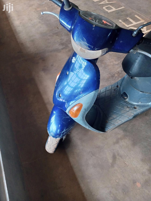 Suzuki 2009 Blue