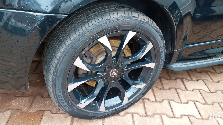 Land Rover Range Rover Sport 2005 Black | Cars for sale in Kampala, Central Region, Uganda