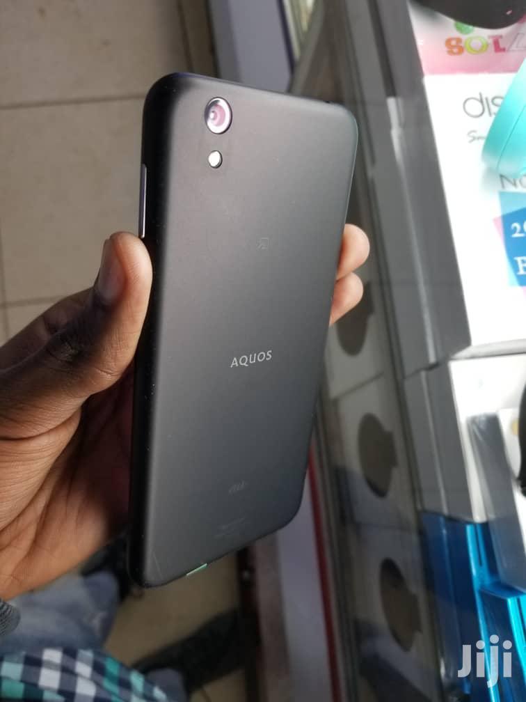 Sharp SH530U 32 GB Black | Mobile Phones for sale in Kampala, Central Region, Uganda