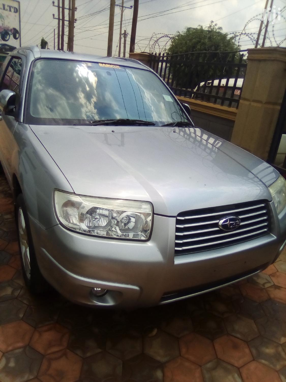 Subaru Forester 2007 Gray