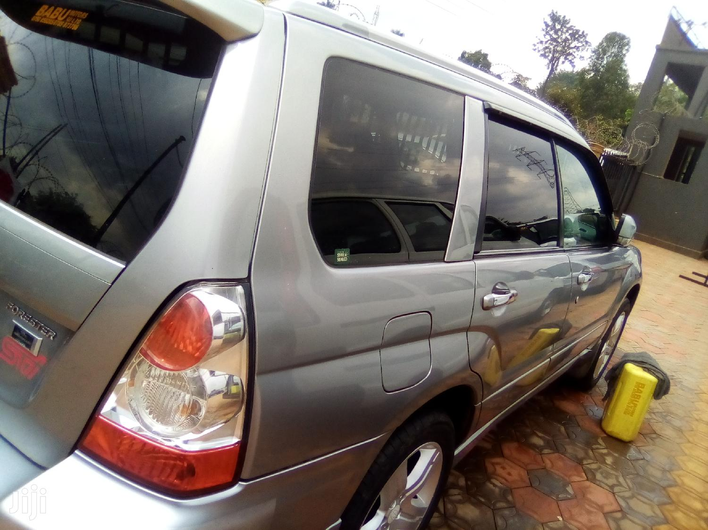 Subaru Forester 2007 Gray | Cars for sale in Kampala, Central Region, Uganda