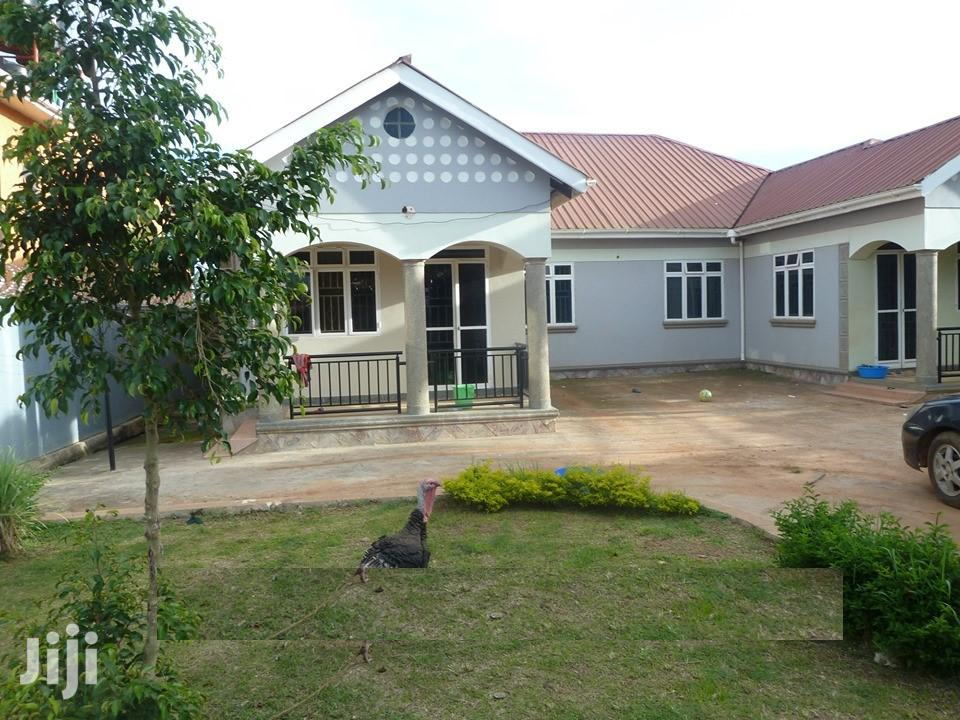 2 Bedroom House In Namugongo For Rent