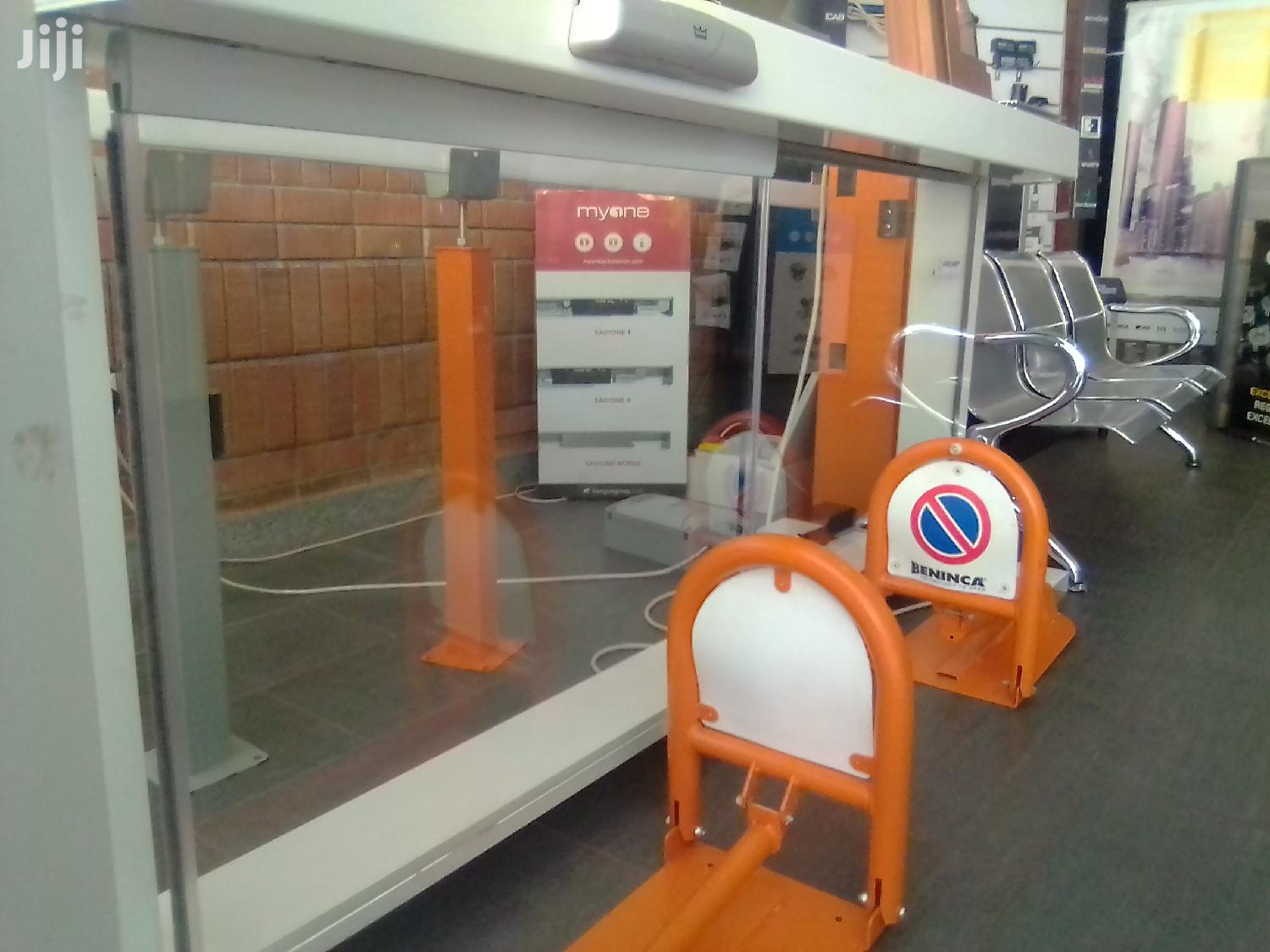 Automatic Glass Sliding Doors | Doors for sale in Kampala, Central Region, Uganda