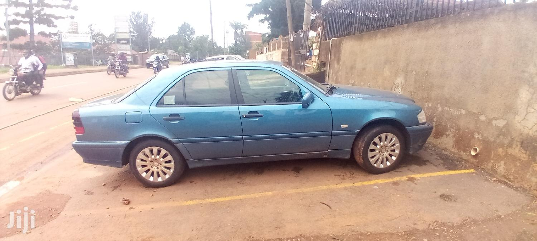Mercedes-Benz C200 1999 Blue | Cars for sale in Kampala, Central Region, Uganda