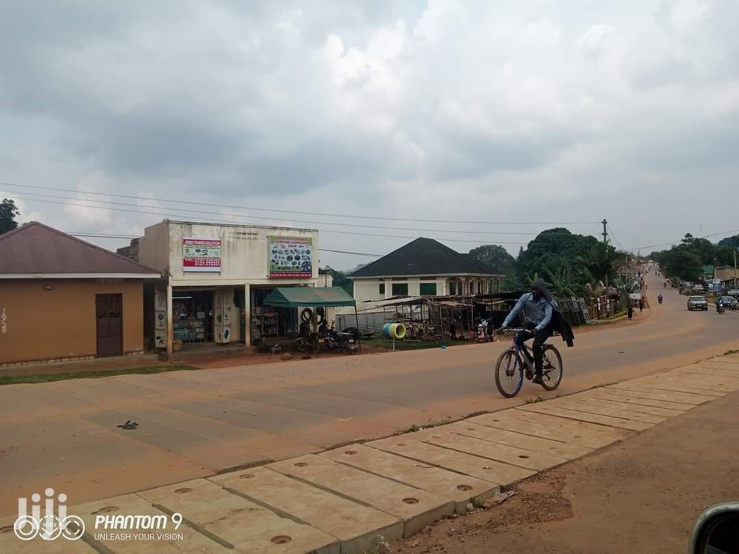 BWEYOGERERE Commercial Plot With Shops for Sale at 160m