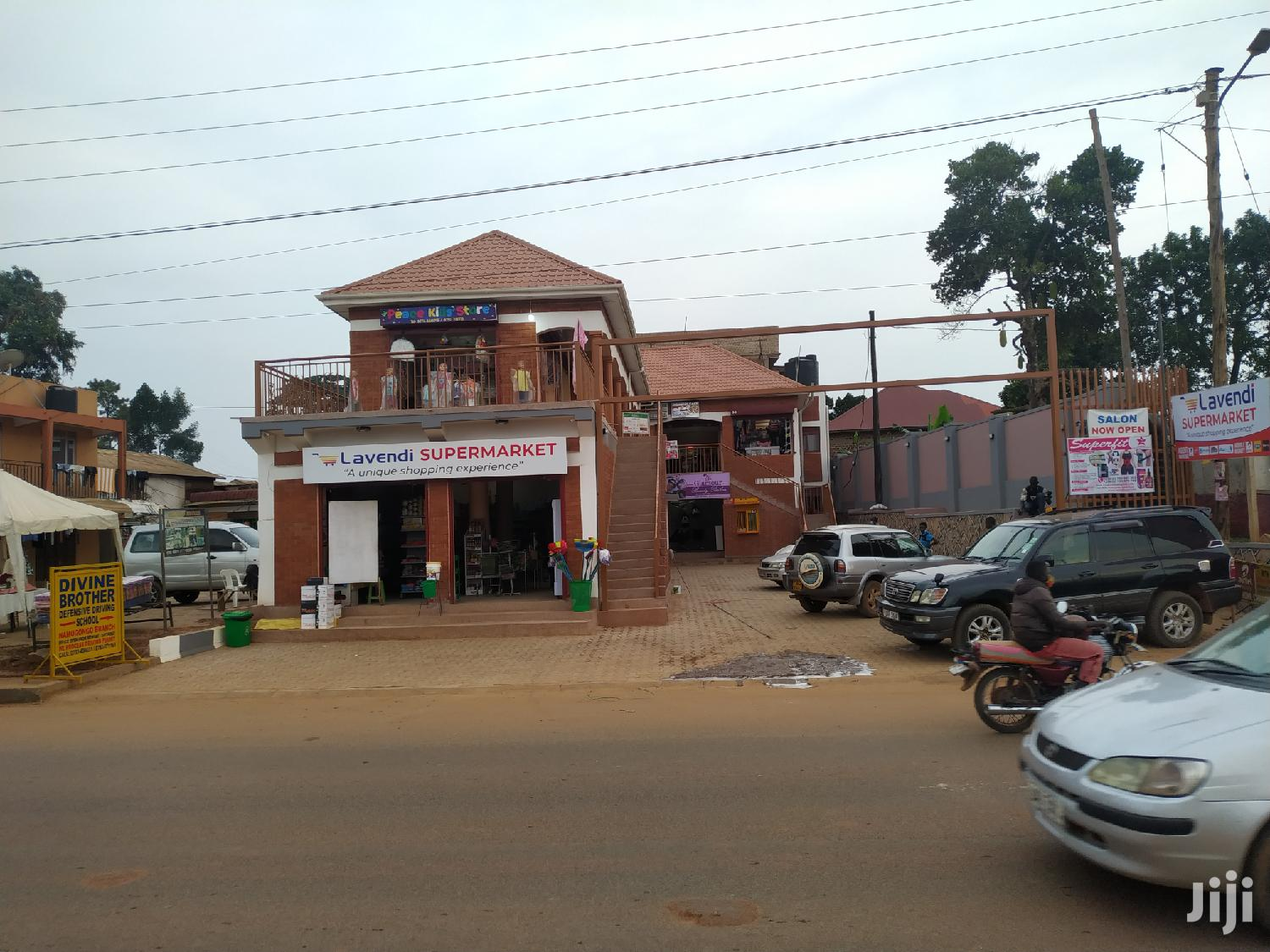 Commercial Building On Sale In Namugongo Road