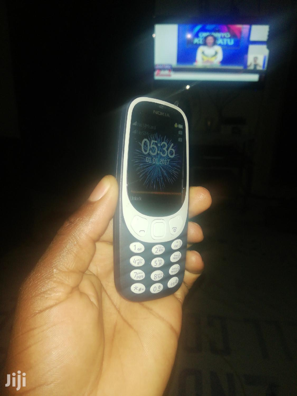 Archive: Nokia 3310 Black