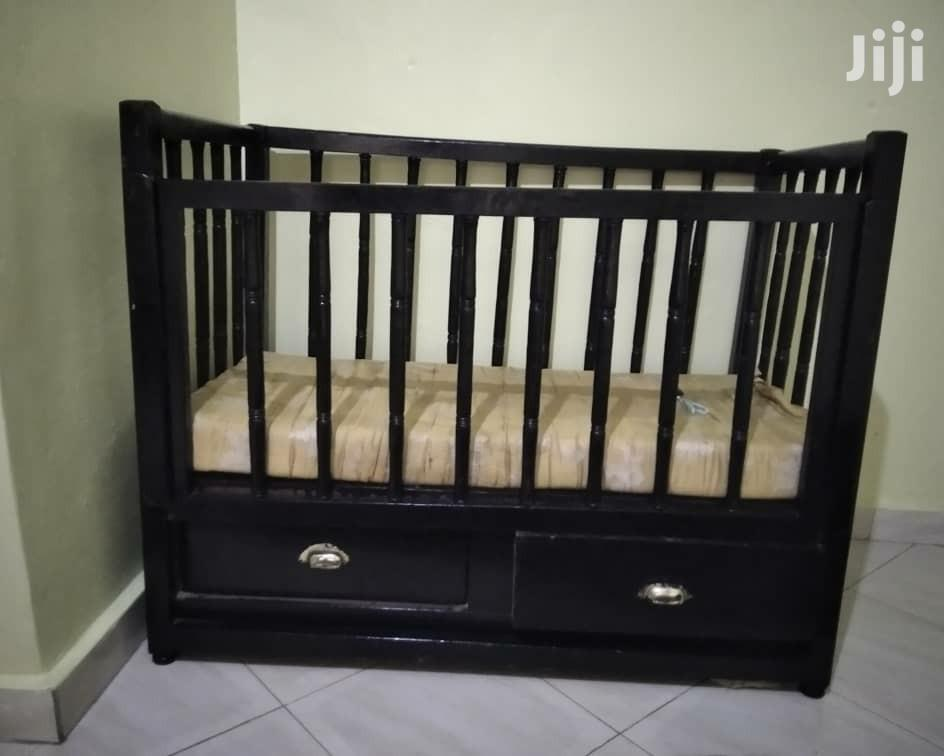 Quality Baby Bed With Mattress