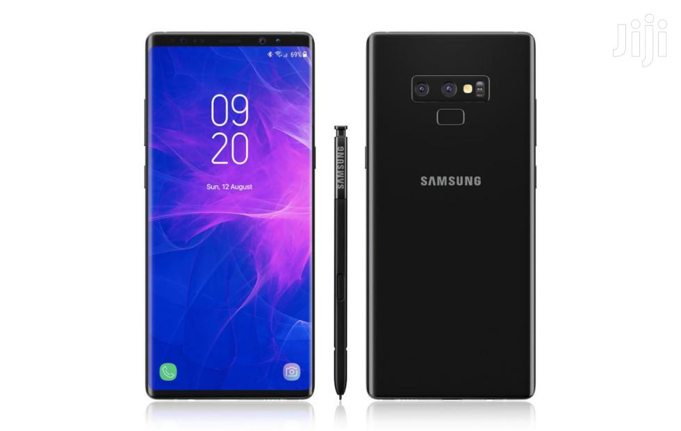 Samsung Galaxy Note 9 Box Black 128GB | Mobile Phones for sale in Kampala, Central Region, Uganda