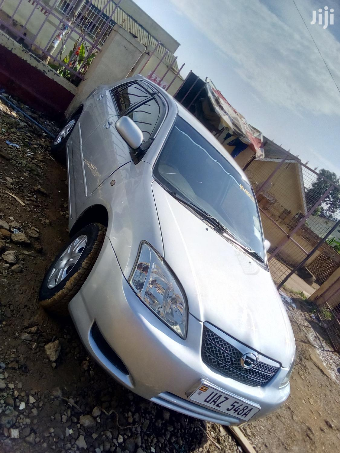 Toyota Allex 2002 Silver | Cars for sale in Kampala, Central Region, Uganda