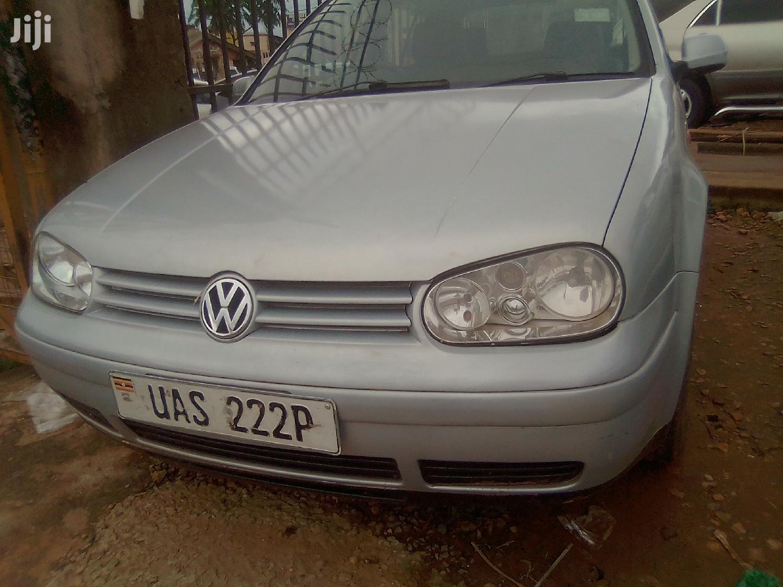 Archive: Volkswagen Golf 2004 Silver