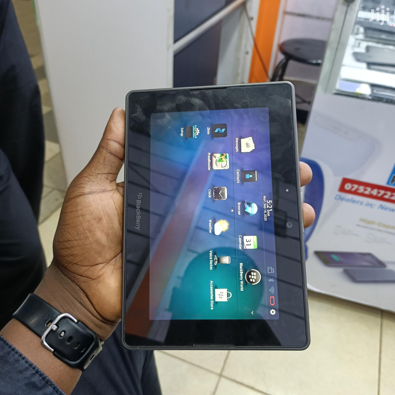Blackberry Playbook 32 GB Black | Tablets for sale in Kampala, Central Region, Uganda